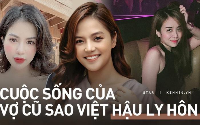 """Hậu ly hôn, vợ cũ sao Việt sống như thế nào? Người """"lột xác"""" ..."""