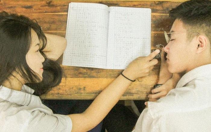 Cặp đôi thanh xuân vườn trường: Học sinh giỏi của trường chuyên nức tiếng ...