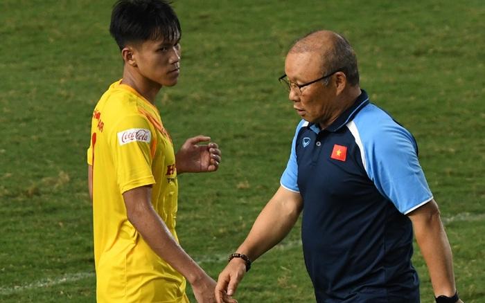 """HLV Park Hang-seo dạy cho cầu thủ U22 Việt Nam """"bài học"""" về cách lắng ... - kết quả xổ số gia lai"""
