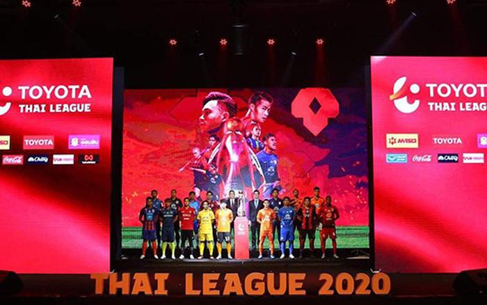 """Thai League sắp có món tiền """"khủng"""" 8.000 tỷ đồng trong cơn ..."""