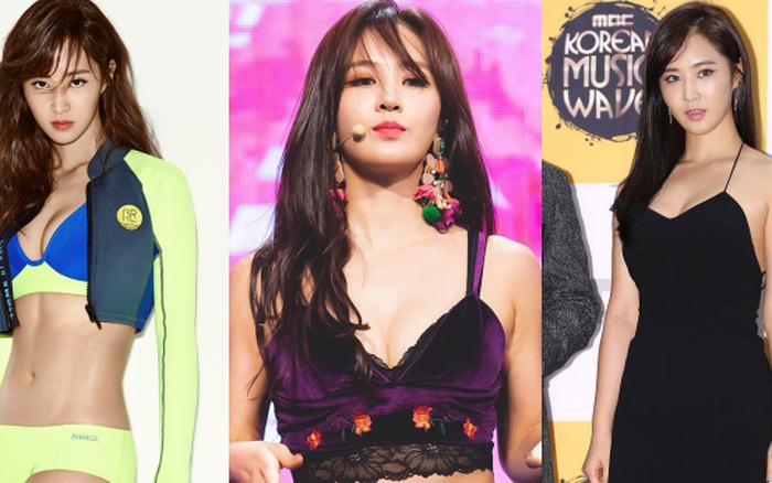 Yuri (SNSD) được tôn làm nữ idol có body đẹp nhất Kpop: Nóng bỏng ...