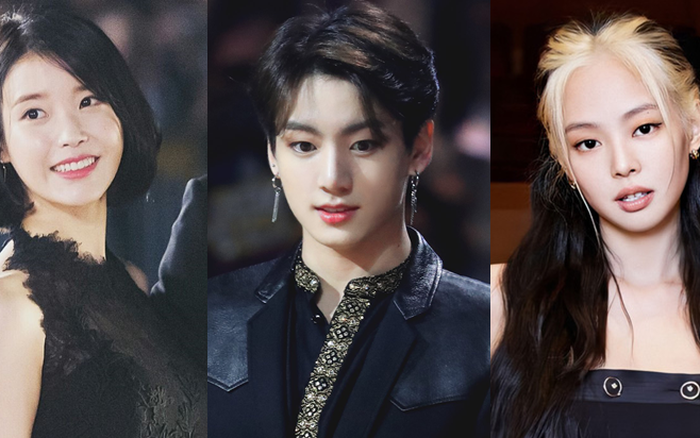 BTS, IU, BLACKPINK và ca sĩ nhạc Trot là ứng cử viên ngôi đầu của ...