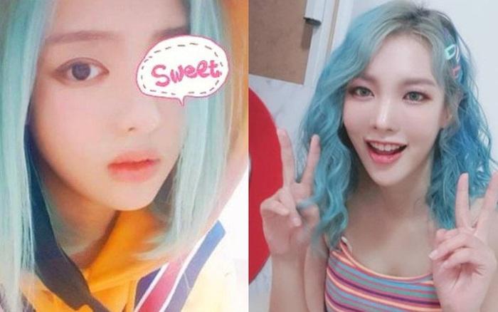 Hi hữu nữ idol Kpop bị kiện vì lấy trộm áo của đàn em, camera bóc ...