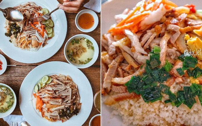 Cũng gọi là cơm tấm nhưng đặc sản nổi tiếng của Long Xuyên lại rất khác ...