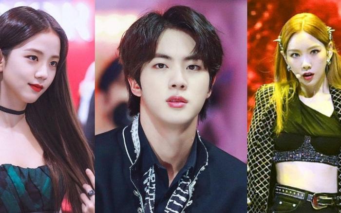 """Nhìn lại bảng điểm digital năm 2019 của 4 """"ông lớn"""" Kpop khiến Knet ..."""