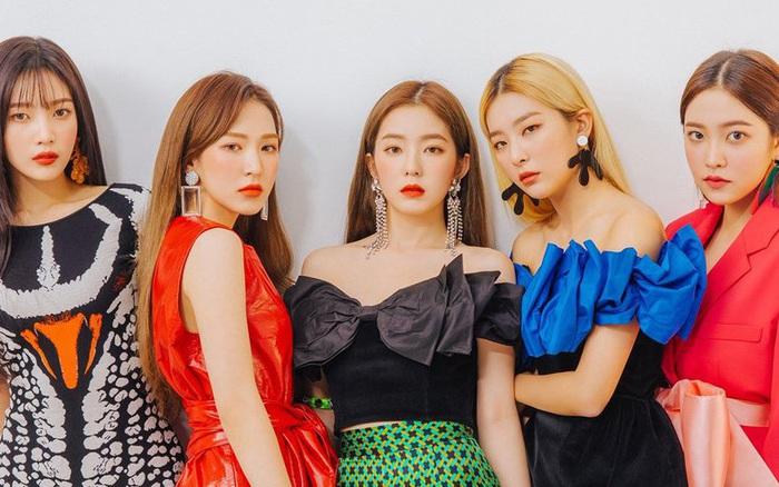 Tranh cãi về vị thế của Red Velvet so với TWICE và BLACKPINK