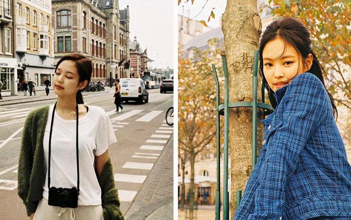Tài khoản IG ảnh film của Jennie như một nhật ký du lịch thu nhỏ: từng nơi BLACKPINK đi ...