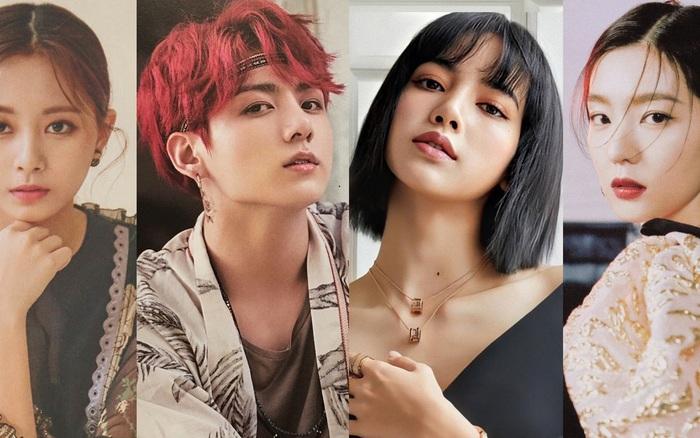 30 nhóm nhạc Kpop hot nhất hiện nay: BLACKPINK comeback có đủ lật đổ ngôi ...