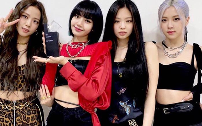 BLACKPINK vượt TWICE và Red Velvet trở thành nhóm nữ ẵm nhiều cúp ...