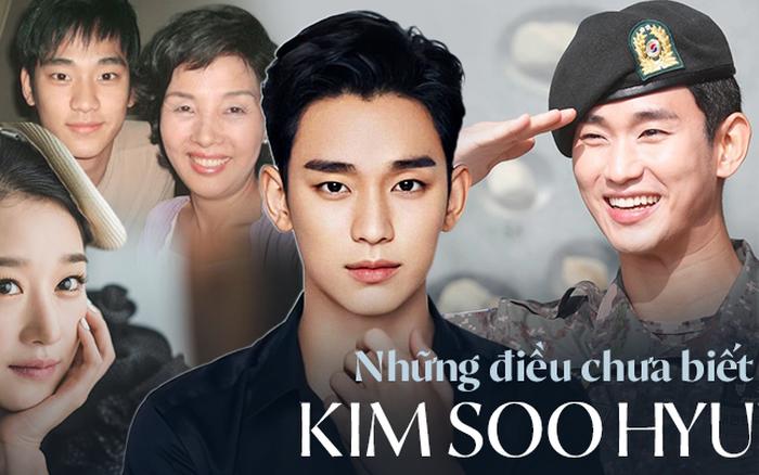 Điều ít ai tỏ về Kim Soo Hyun: Bố ruột và em cùng cha khác mẹ lợi dụng, mắc bệnh tim và cơ duyên với