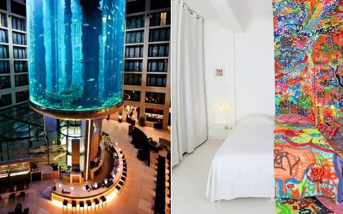 """Khắp thế giới có những khách sạn """"như đến từ thế kỷ khác"""" khiến du ..."""