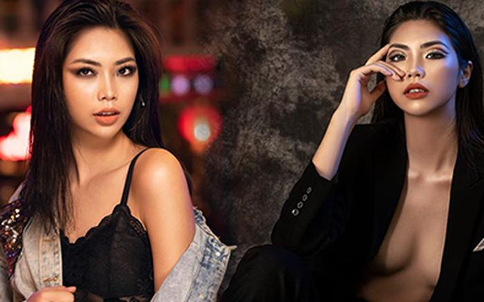 """""""Chiến binh"""" 2K mới của Hoa hậu Việt Nam 2020: Số đo khó chê, sẵn ..."""
