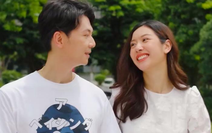 Hậu hôn lễ, Thuý Vân tung clip hé lộ chuyện tình với ...