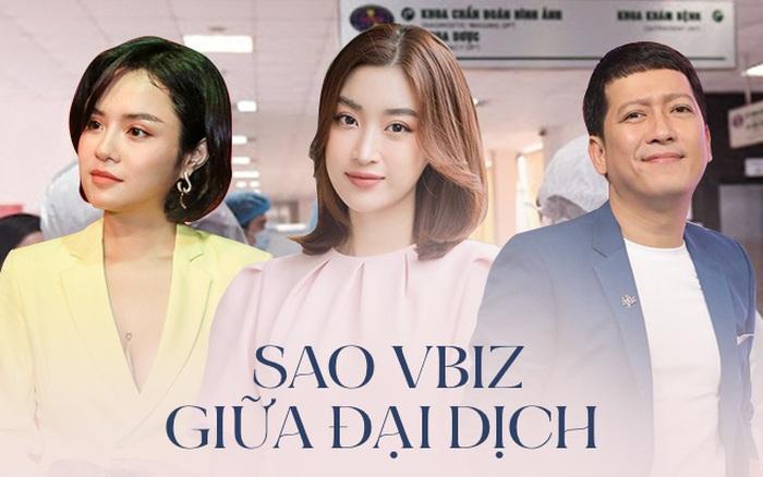 Sao Vbiz lên tiếng giữa tình hình dịch Covid-19 ở Đà Nẵng: Huỷ show, ...