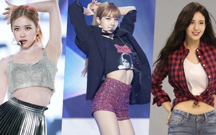 """Chủ đề rầm rộ Cbiz: Nữ idol body đỉnh nhất Kpop gọi tên 2 """"mẩu"""" BLACKPINK, ..."""