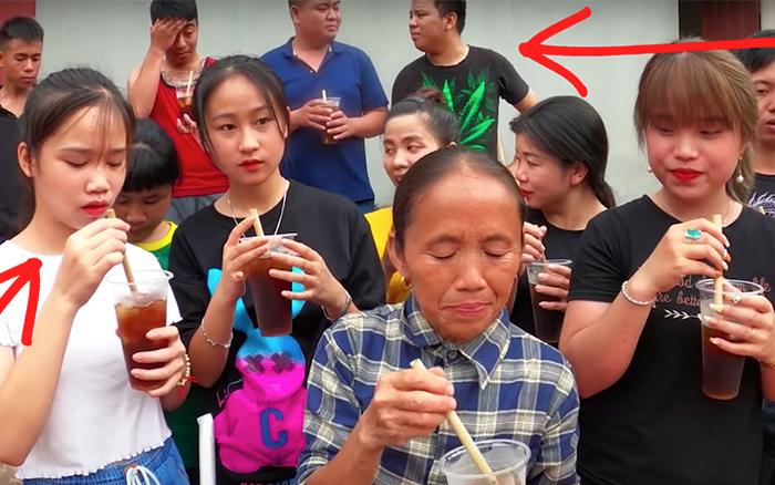 """Dân mạng phát hiện """"các cháu"""" nhăn nhó khi thử món của Bà Tân Vlog, lần này bà thực sự nấu không ngon rồi?"""