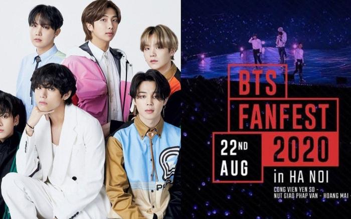 Big Hit đưa ra cảnh báo về sự kiện fanfest sử dụng trái phép thương hiệu BTS ở ...