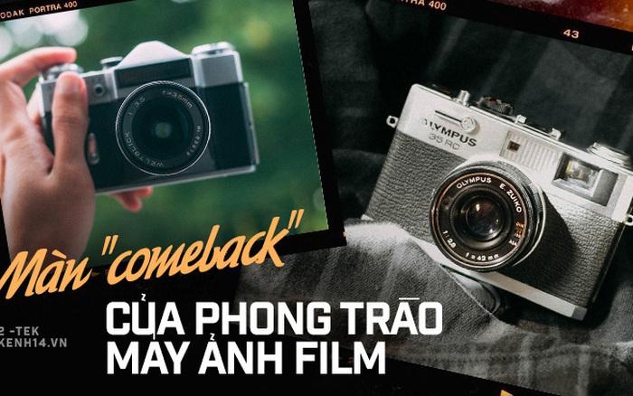 Phong trào máy ảnh film giữa kỷ nguyên 4.0: Màn