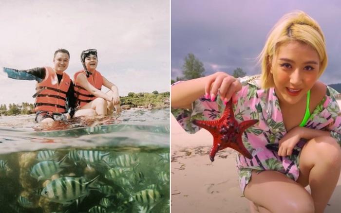 Từ vụ Quang Vinh bị chỉ trích vì ngồi lên rạn san hô quay clip: Đi ...