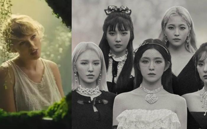 Góc giật mình: Red Velvet xuất hiện trong MV