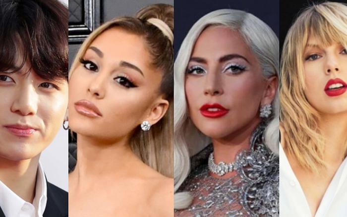 Đề cử VMAs 2020: BTS cạnh tranh với Lady Gaga, Taylor Swift và Ariana Grande; BLACKPINK