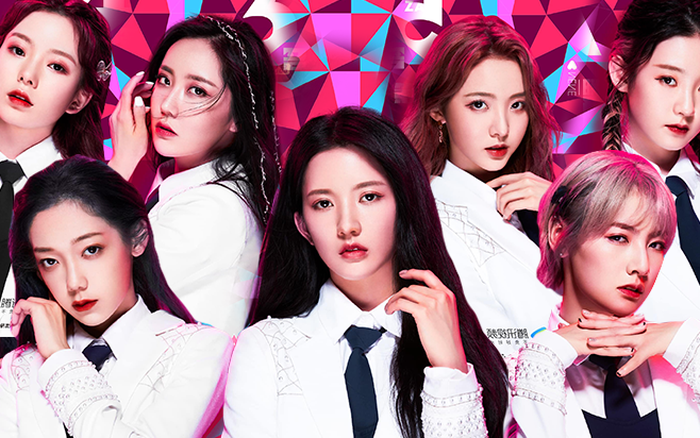 """Top 7 debut chính thức của """"Sáng Tạo Doanh"""": Visual một chín ..."""