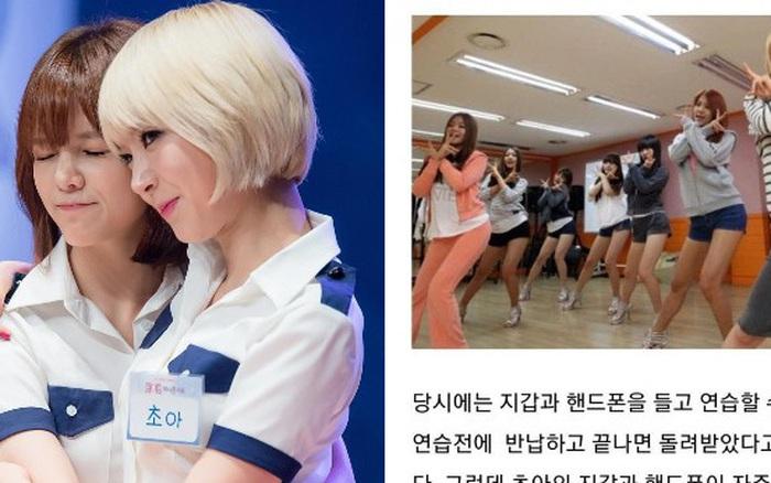 Netizen tiếp tục soi ra bằng chứng Jimin bắt nạt ChoA (AOA): Ăn cắp đồ, cướp quà fan tặng, ...