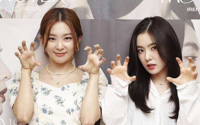 """Trước giờ G lên sóng MV debut, IRENE & SEULGI tiết lộ: """"Đây ..."""