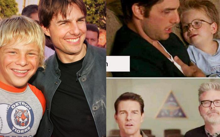 Sự thật đằng sau bức ảnh gây sốc Tom Cruise là ma cà rồng hack tuổi đỉnh cao, ...