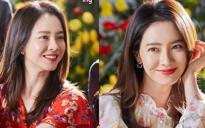 Muốn ngất vì bộ ảnh mới của mợ ngố Song Ji Hyo: Hack tuổi thần sầu dù U40, khí ...