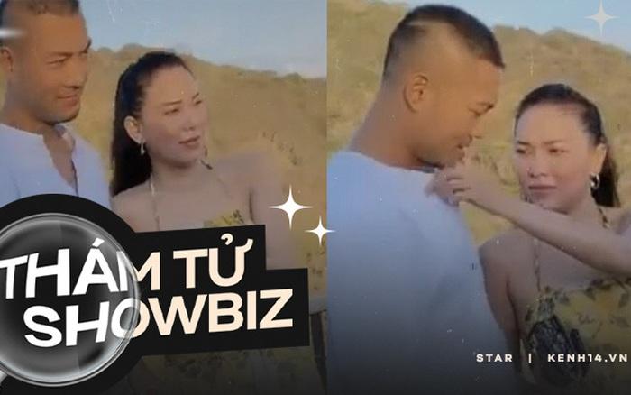 Nghi vấn: Chồng cũ Quỳnh Nga đang bí mật hẹn hò với Quỳnh Thư