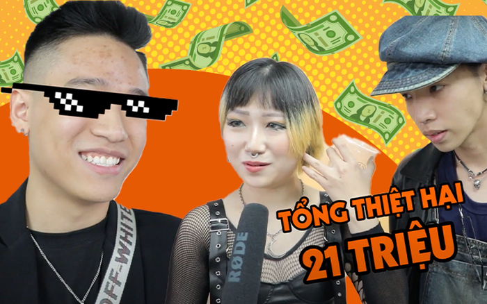 Clip: Bóc giá outfit giới trẻ Sài Gòn đi sự kiện mới thấy khi bạn ...