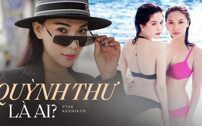 Quỳnh Thư - diễn viên lộ bằng chứng hẹn hò chồng cũ Quỳnh Nga: Bạn thân 15 năm ...