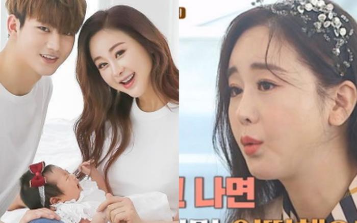 Hoa hậu Hàn Quốc U45 lo sợ khi kết hôn với chồng trẻ 27 tuổi, đến mức mẹ phải mua cho ...