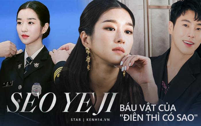 "Báu vật ""Điên thì có sao"" Seo Ye Ji: Du học sinh ..."