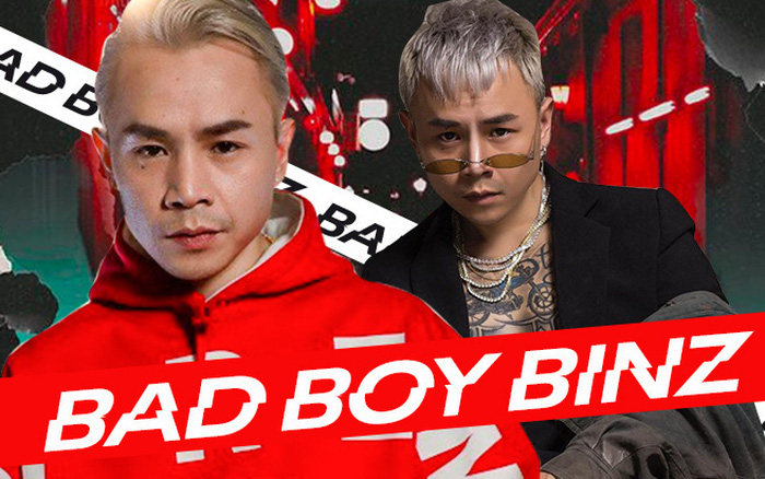 """BINZ: Từ chàng thơ si tình của rap Việt trở thành """"trai hư ..."""
