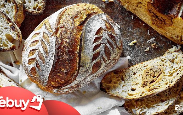 Giải mã sức hút của chiếc bánh mì bột chua xịn sò, ...