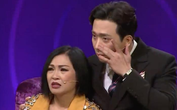 Chung kết Ca sĩ thần tượng: Trấn Thành - Phương Thanh ôm nhau khóc vì ...