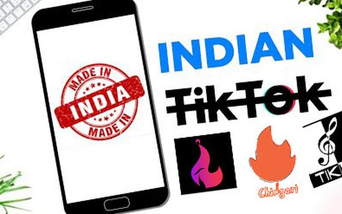 """Ấn Độ vừa cấm TikTok, ngay lập tức tung ra loạt ứng dụng LitLot, TikTik """"sao y bản gốc"""""""