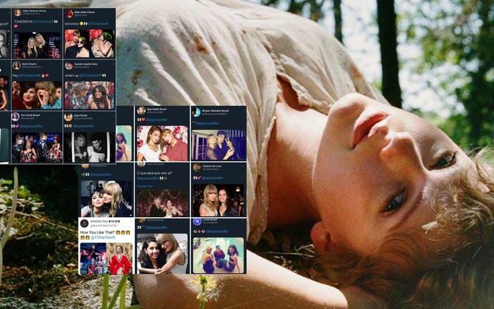 Quan hệ rộng như fan Taylor Swift: Rủ fandom hội chị em từ Billie Eilish, Miley Cyrus đến BLACKPINK để giúp