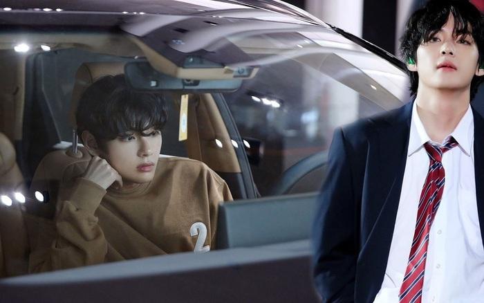 Đẳng cấp nam idol đẹp trai nhất thế giới V (BTS): Đóng quảng cáo sương sương rồi