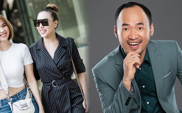 Quỳnh Thư đăng ảnh kỷ niệm 15 năm làm bạn và bộc bạch về Ngọc Trinh, Tiến Luật bình luận gì mà khiến netizen phì cười?