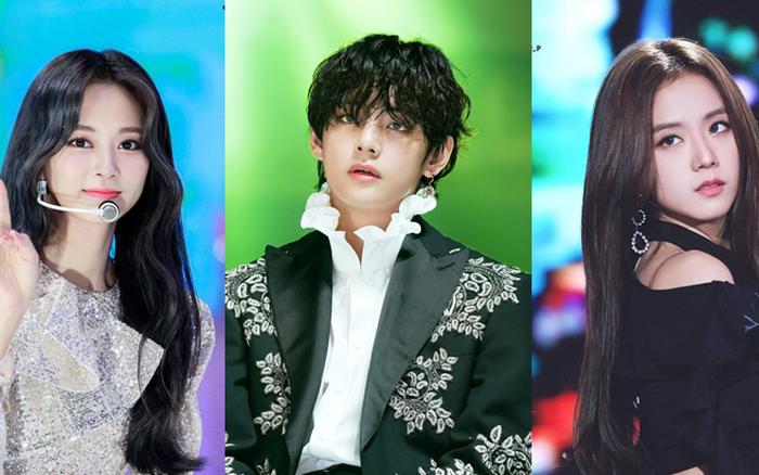 """16 nghệ sĩ Kpop """"ẵm"""" nhiều cúp trên show âm nhạc nhất: BTS thua cả TWICE, BLACKPINK lập kỷ lục nhóm nữ năm 2020 nhưng vắng mặt"""