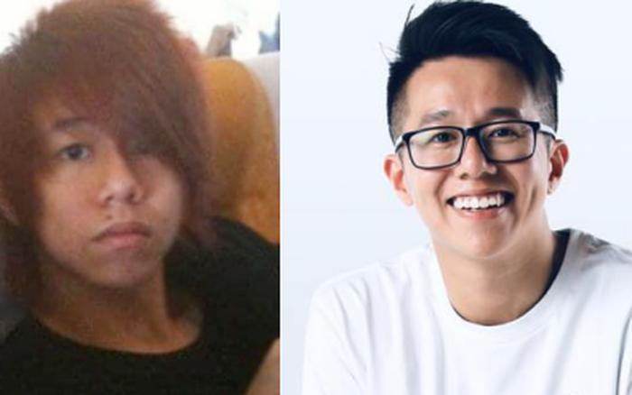 Matt Liu lộ ảnh thời còn tóc dài thượt, so với hiện tại quả là màn lột xác vượt bậc