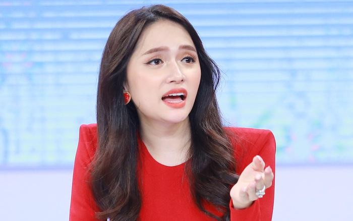Hương Giang tuyên bố với Tuesday: