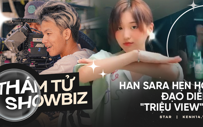 Vbiz đón hint cặp đôi mới: Han Sara hẹn hò bồ cũ của Văn Mai Hương với bằng chứng lồ lộ?