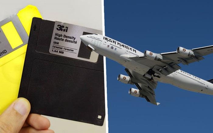 Vì sao máy bay Boeing 747 vẫn phải cập nhật phần mềm thông qua chiếc đĩa mềm