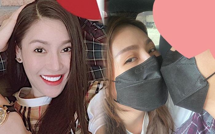 Quế Vân công khai hôn bạn trai cực tình nhưng vẫn nhất quyết giấu mặt, netizen tò mò