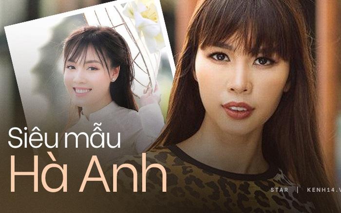 Siêu mẫu Hà Anh: