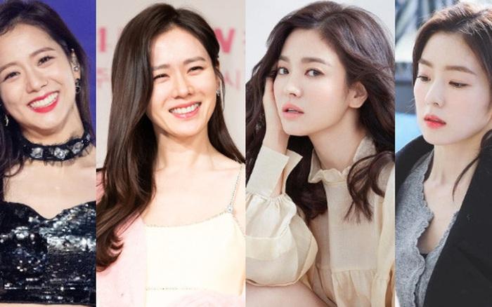 5 cặp idol - diễn viên giống nhau như ruột thịt: Jisoo - Son Ye Jin không làm chị em quá phí, Song Hye Kyo có em thất lạc ở Red Velvet - kết quả xổ số đồng nai